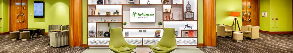Holiday Inn foyer